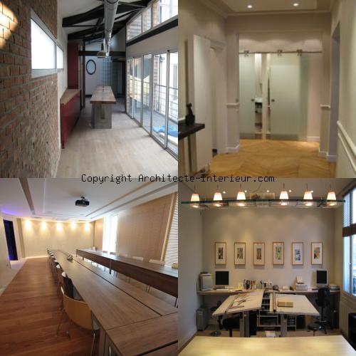 Architecte int rieur loft suresnes architecte for Cabinet architecte interieur paris