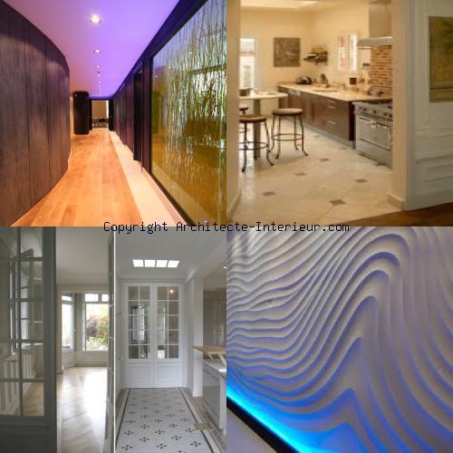 D coration int rieure hotel particulier paris 18 me sur le for Cabinet architecte interieur paris