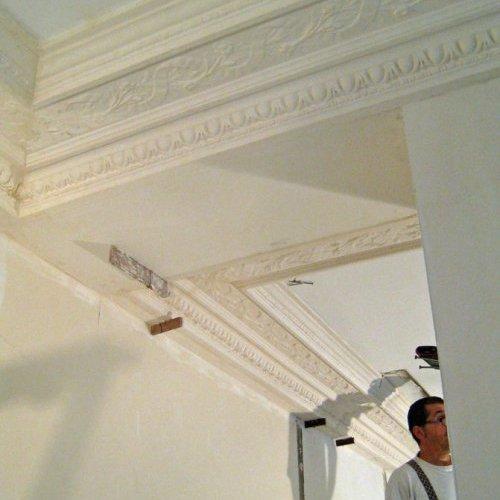 construction plafond architecte intérieur