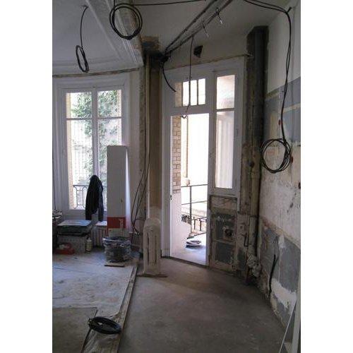 travaux depot cloisin architecte intérieur