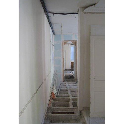 reprise de parquet construction architecte intérieur