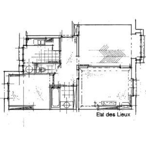 état des lieux architecte intérieur