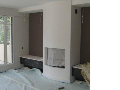 traitement peinture architecte intérieur
